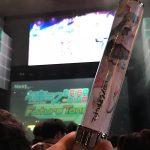 東京ジョイポリスで初音ミクのライブを見てきました